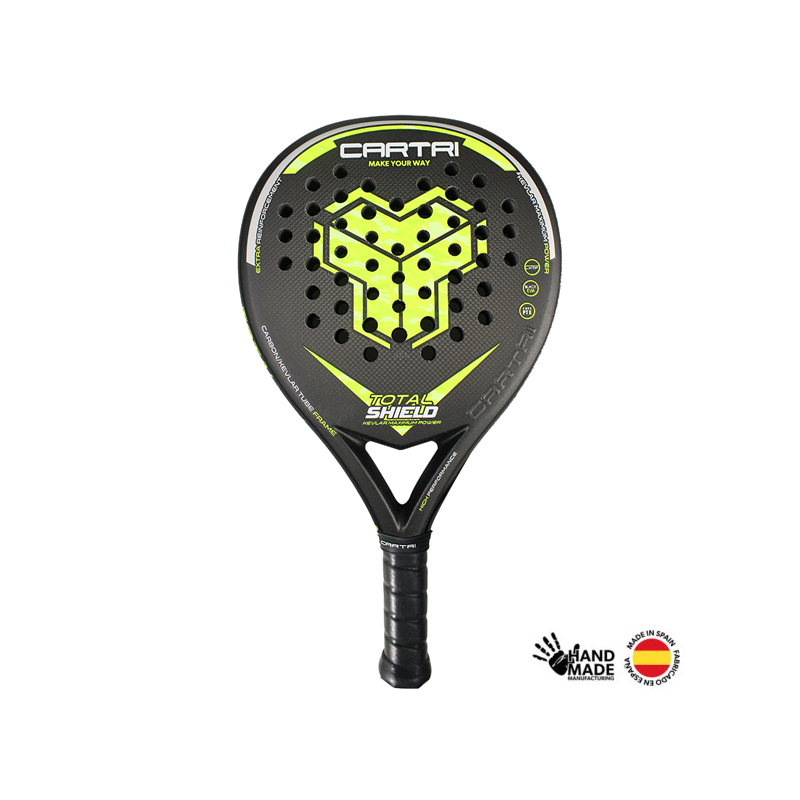 Pala padel Cartri Total Shield