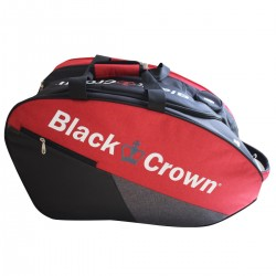 Paletero Unisex rojo y negro| Black Crown Calm