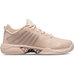 Zapatilla Padel Mujer | Kswiss Hypercourt Supreme Pink y Gold
